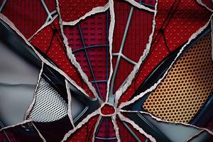 Spiderman No Way Home Broken Mask 4k Wallpaper