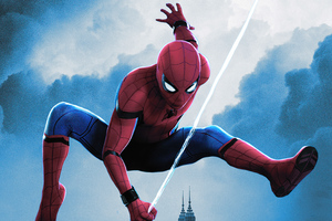 Spiderman No Way Home Fan Made Poster 5k Wallpaper