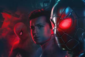 Spiderman No Way Home Fanmade 4k Wallpaper