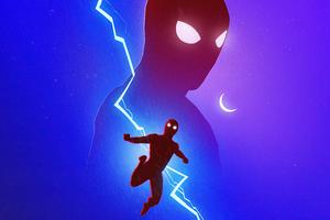Spiderman No Way Home Minimal 5k