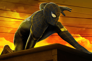 Spiderman No Way Home Movie4k Wallpaper
