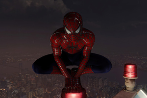 Spiderman On Top
