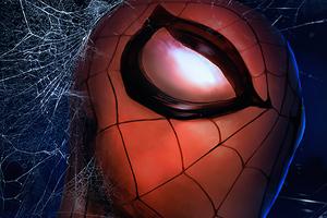 Spiderman Paint Artwork