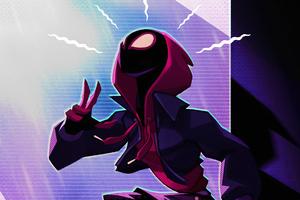 Spiderman Peace