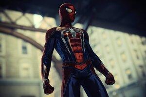Spiderman PS4 2019 Wallpaper