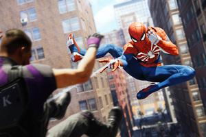 Spiderman Ps4 4k 2018 Wallpaper