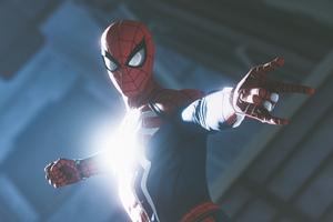 Spiderman Ps4 4k Spiderweb