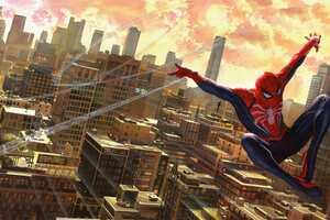 Spiderman Ps4 5k