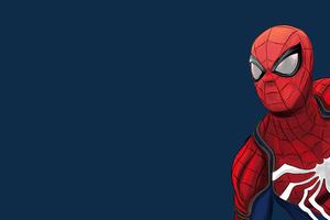 Spiderman Ps4 Artwork 4k 2018