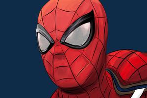 Spiderman Ps4 Artwork 4k