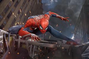 Spiderman PS4 E3 2017 4k