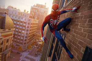 Spiderman Ps4 Game 2018 4k