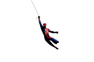 Spiderman PS4 Minimal