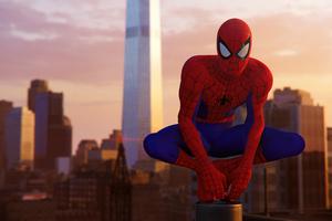 Spiderman Ps4 Pro 2018