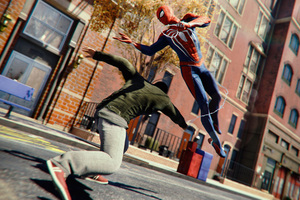 Spiderman Ps4 Pro 4k 2018 4k