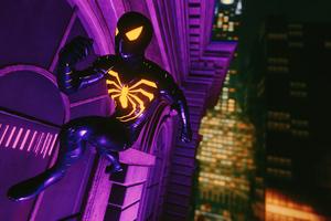 Spiderman Ps4 Pro 4k New