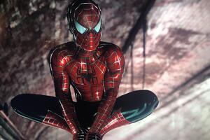 Spiderman PS4 Pro4k 2019 Wallpaper