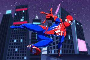 Spiderman Ps4 Sketch Art 4k