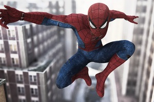 Spiderman Ps4 Video Game 2019