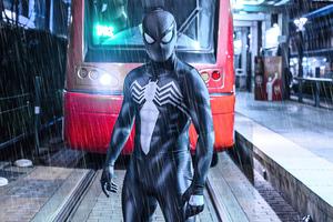 Spiderman Ps5 4k 2020 Wallpaper