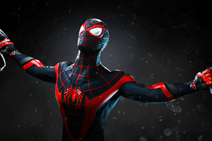 Spiderman Ps5 Miles Morales 2021 4k