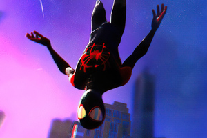Spiderman Ps5 Miles Morales 4k 2021
