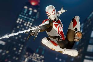 Spiderman Ps5 Miles Morales 4k Wallpaper