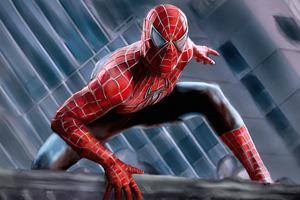 Spiderman Raimi Suit 4k Wallpaper