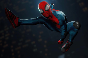 Spiderman Remastered 4k Wallpaper