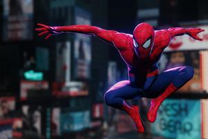 Spiderman Remastered 5k Wallpaper