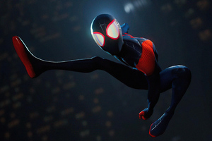 Spiderman Remastered Suit 4k Wallpaper