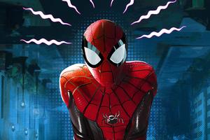 Spiderman Sense Wallpaper