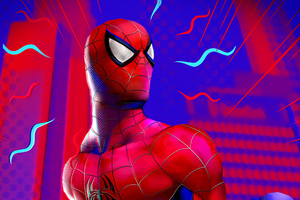 Spiderman Sensing Wallpaper