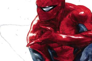 Spiderman Sketch Art