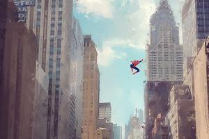 Spiderman Sketch City