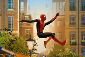 Spiderman Spider Web Arts