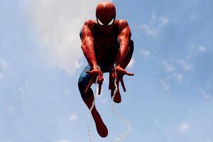 Spiderman Style Wallpaper
