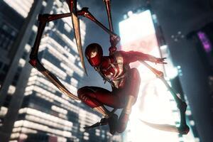Spiderman Suit Ps4