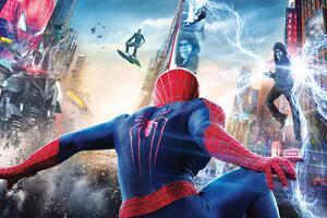 Spiderman Super Hero