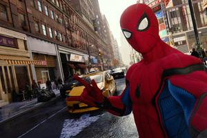 Spiderman Taking Selfie Ps4 2018