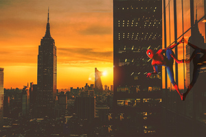 Spiderman Usa Wallpaper