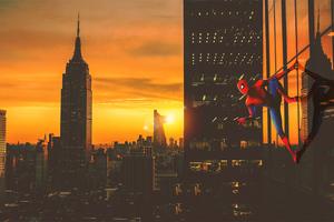 Spiderman Usa Wallpaper