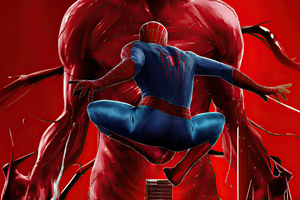 Spiderman Vs Carnage Wallpaper