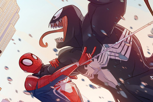 Spiderman Vs Venom 2018