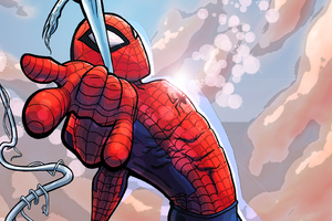 Spiderman Web Wallpaper