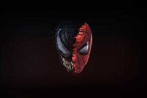 Spiderman X Venom 4k Wallpaper