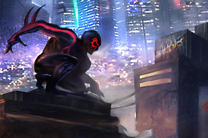 Spiderman2099 Wallpaper