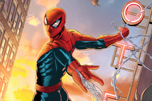 Spiderman4k 2020 Wallpaper
