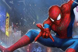 Spiderman4kart