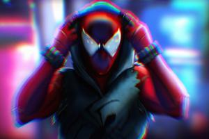 Spidermanr Reveal 4k